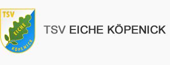 TSV Eiche Köpenick - Zurück zur Startseite